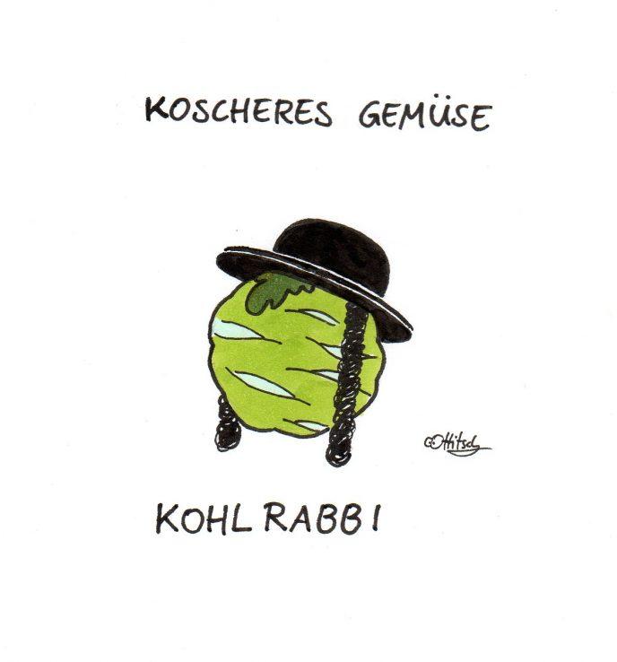 Koscheres-Gemuese