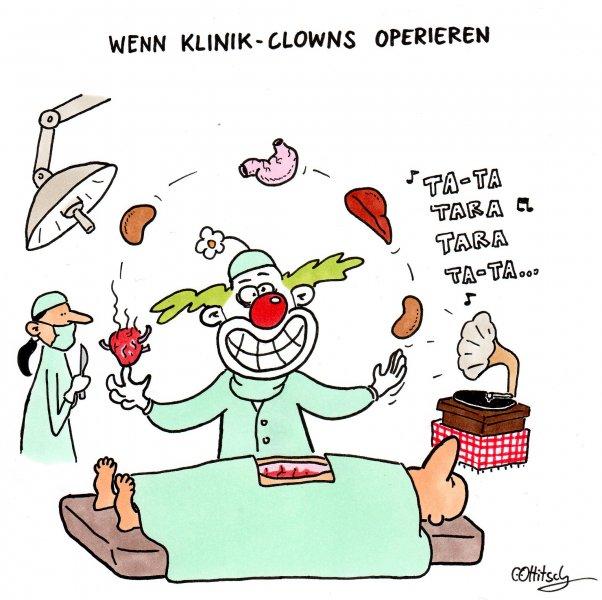 klinik-clown